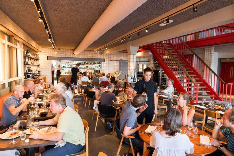 Restaurant Choux is een vaak genoemde kanshebber. Beeld Rink Hof