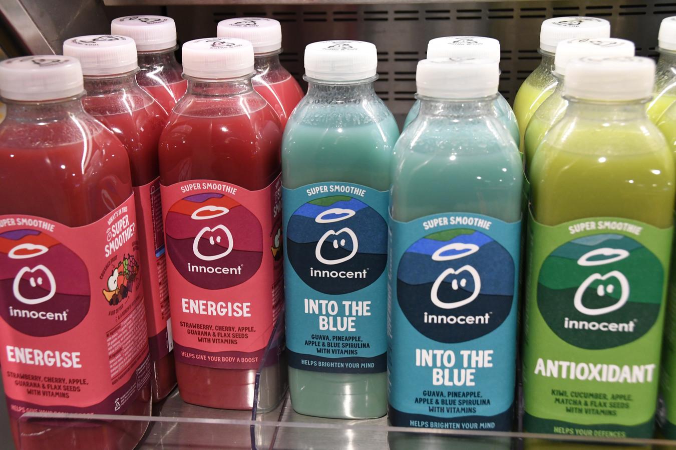 Smoothymerk innocent drinks heeftt de Groene Vrienden-campagne opgestart. Die loopt tot eind augustus