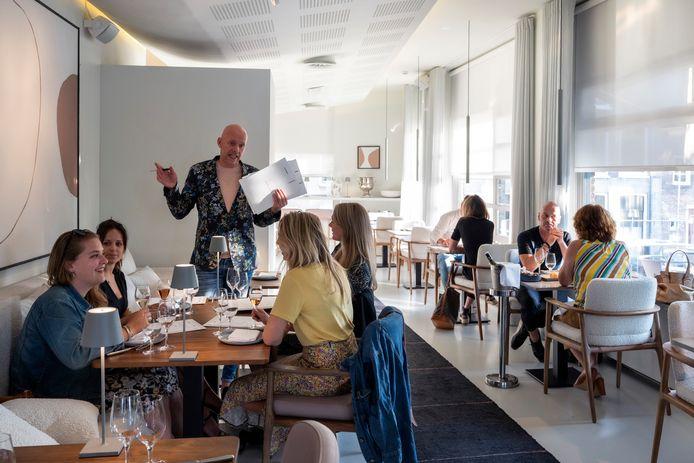 PR dgfoto Gelderlander Nijmegen: Over de Tong: Nacional, Food for Thought