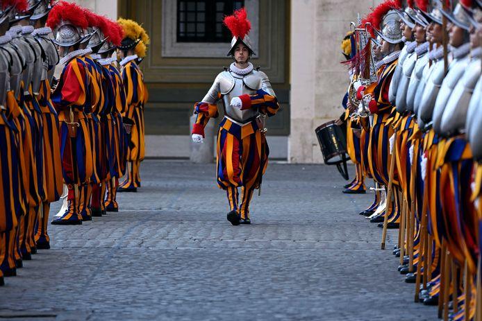 De Zwitserse Garde