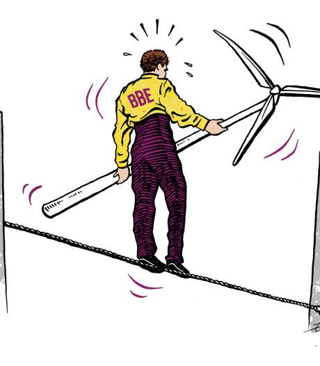 Hoe duurzame energie de Enschedese politiek tot wanhoop drijft