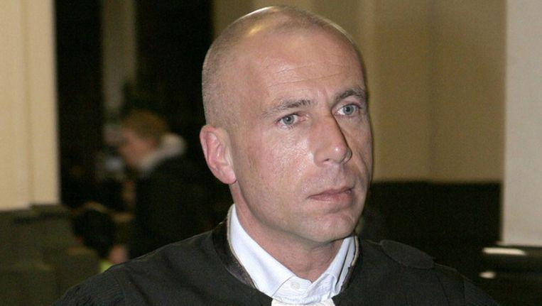 Pol Vandemeulebroucke, ten tijde van het assisenproces Hans Van Themsche in najaar 2007.