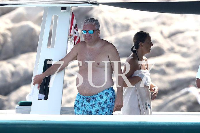 Laurent et Claire ont déjà été aperçus en vacances avec Charles et Camilla par le passé