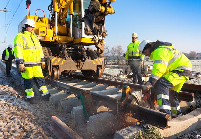 De komende twee maanden vindt een kwart van alle werkzaamheden aan het spoor van 2018 plaats.
