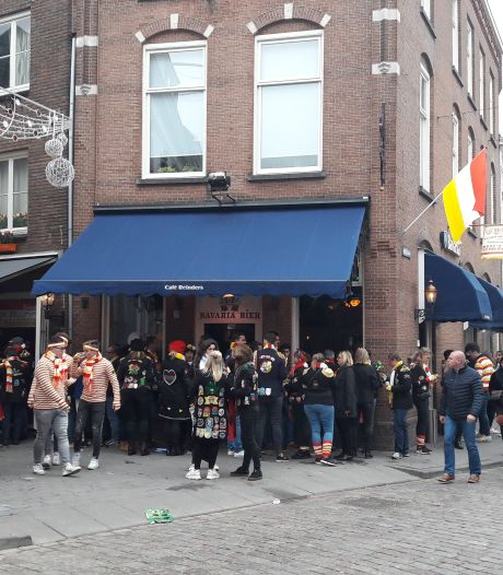 Bossche cafés zien 11-11 als een gewone woensdag, géén carnaval binnen en op terras