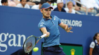 David Goffin zakt naar elfde plaats op ATP-ranking, Elise Mertens behoudt stek