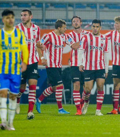 Sparta boekt belangrijke eerste zege in stroperig duel met RKC Waalwijk