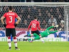 Penalty PSV primeur voor NEC