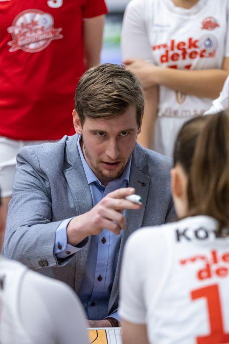 Na zeven duels eerste coronageval bij succesvolle topbasketbalteams uit Bemmel