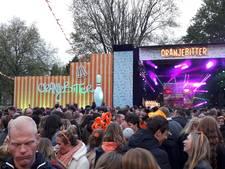 'Bierkanon' vernielt apparatuur Sef op Oranjebitter