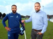 Aan ambitie geen gebrek bij nieuwkomer FC Skillz: 'Binnen vier jaar willen we in de hoofdklasse spelen'