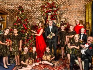 Al klaar voor de kerst: Marijn Devalck, Tine Embrechts, Udo en Belle Perez op theatertournee met Scaletta Choir