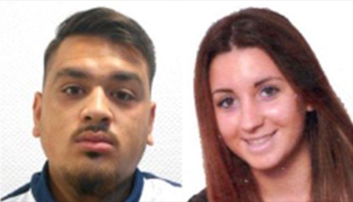 Portrait des suspects diffusé par la police