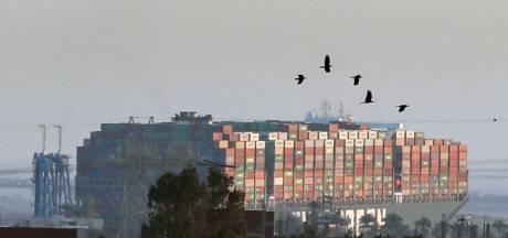 Containerschepen worden steeds groter, maar blijft dat wel goed gaan?