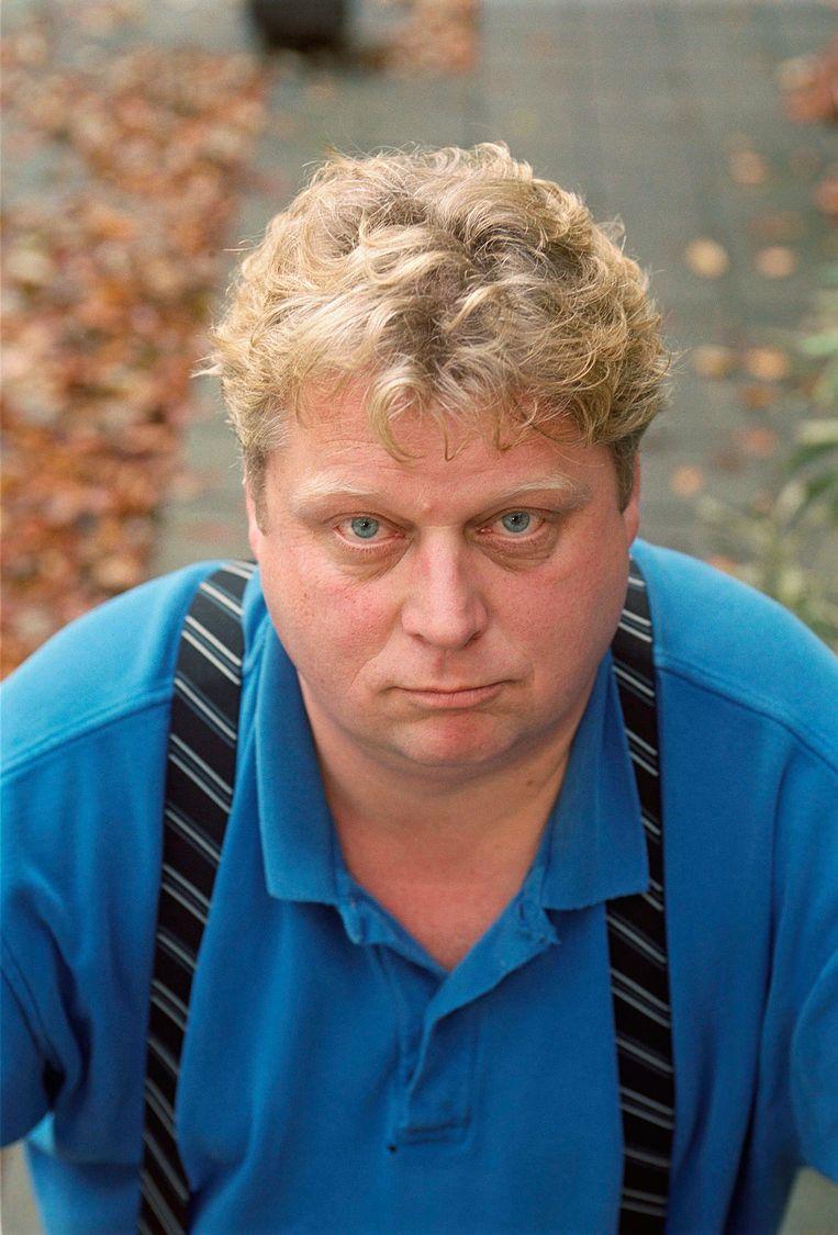 Op 2 november, zestien jaar geleden, werd de hals van Theo van Gogh afgesneden. Beeld ANP