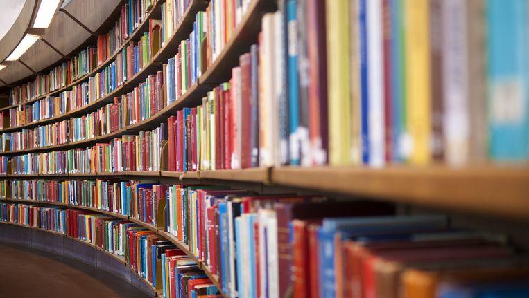 Boek.be will het Nederlandse werk meer bekendheid geven en het bezoek aan de boekenhandel stimuleren Beeld THINKSTOCK