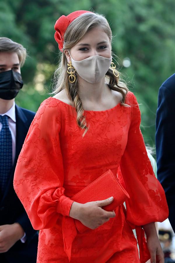 La princesse Elisabeth.