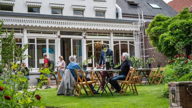 """Talbot House bedankt leden met Garden Party: """"Vorig jaar zat ik hier alleen…"""""""