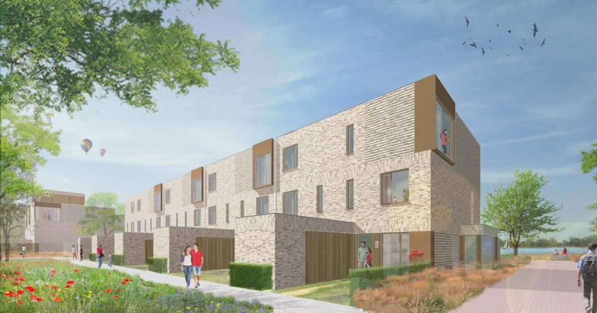 Te weinig woningen en te weinig groen: woningbouwplan Whemedreef afgekeurd