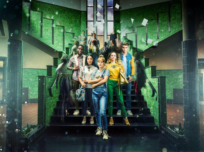 De cast bestaat grotendeels uit onbekende, jonge acteurs. Hoofdrolspeler Maksim Stojanac (rechts) werd zelfs van een voetbalveld geplukt.