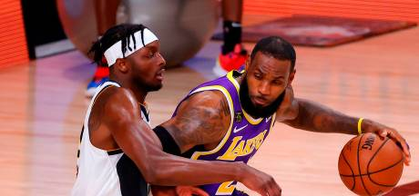 LeBron in aanloop naar NBA-finale: 'Gaat om respect'