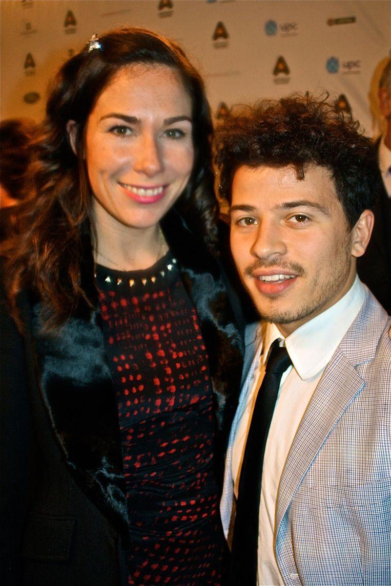 Halina Reijn en Geza Weisz verkiezen de filmwereld boven Lee Towers' muziek. Beeld