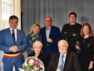 Huwelijksbootje Walther en Maria vaart 60 jaar