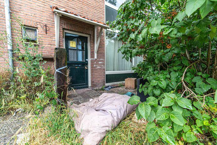 De woning van de man aan de Praetoriastraat is voor tien dagen gesloten.