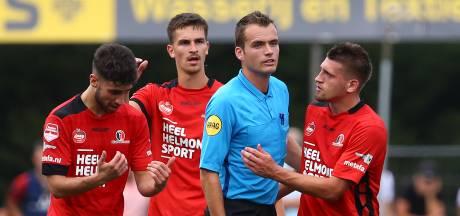 KV Mechelen-huurling Alec Van Hoorenbeeck zet zijn groeispurt voort bij Helmond Sport: 'Soms té gretig'