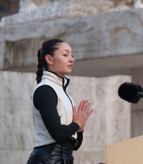 Amara (19) na haar veelbesproken verhaal op de Dam: 'Is dit echt gebeurd?'