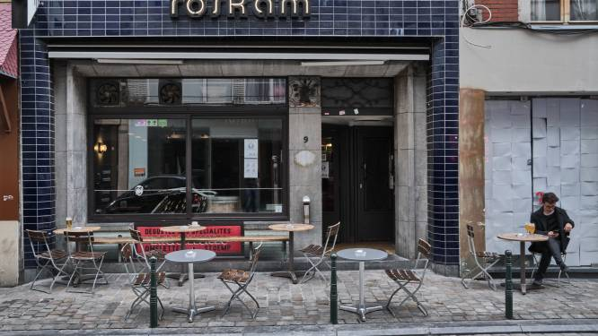 """Brusselse caféuitbaters met miniterras reageren: """"We worden gediscrimineerd"""""""