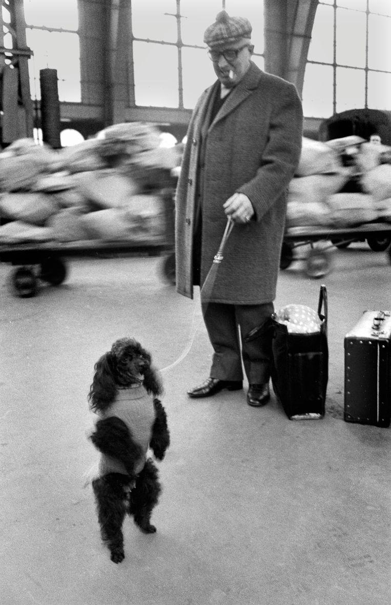 Antwerpen, 1977. Beeld Eddy Posthuma de Boer