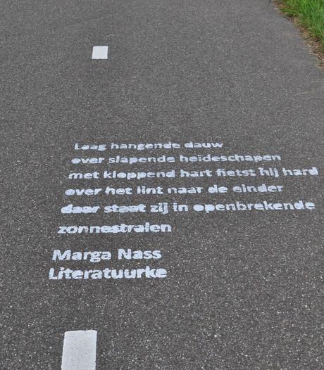 Gedichten Literatuurke op straat in Cranendonck