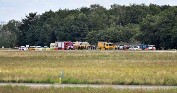 Zwart weekend in de Nederlandse vliegwereld: weer ongeluk met zweefvliegtuig, een dode.