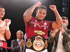 Ryad Merhy conserve sa ceinture de champion du monde WBA des lourds-légers