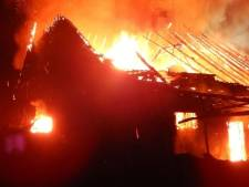 Vader (97) en zoon (60) komen om het leven in woningbrand: vader zou vuur hebben aangestoken
