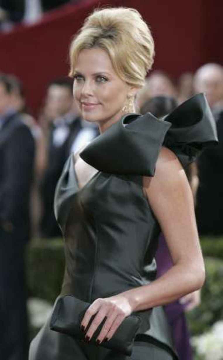 Charlize Theron Beeld UNKNOWN