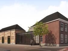 Kazerne in Eindhoven monumentaal podium voor design