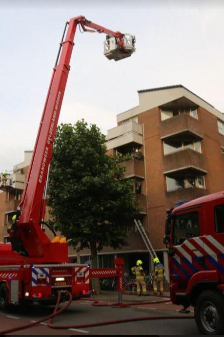 Flatbrand Wageningen niet aangestoken, onderzoek naar oorzaak gaat door