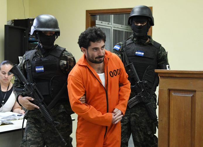 Ruiz werd gisteren schuldig bevonden aan moord en feminicide.