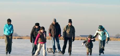 Lokale ijsmeesters hopen op een mooie schaatsbaan, maar of die er komt...