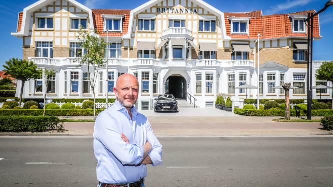 """BINNENKIJKEN. Stefan verbouwde volledig hotel in een van de mooiste panden van Knokke-Heist: """"We mikken op een extra ster"""""""