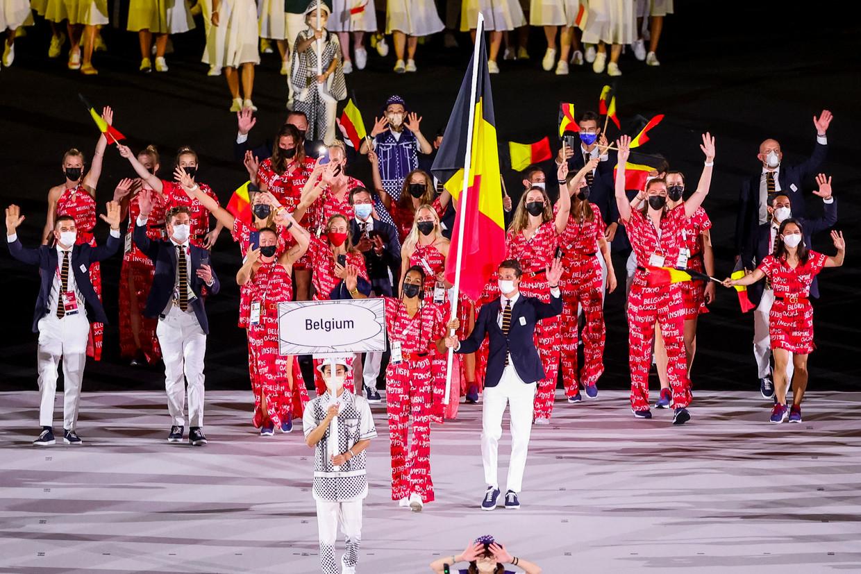 Team Belgium Beeld BELGA