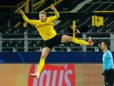Dortmund bibbert tegen Sevilla, maar plaatst zich onder impuls van Haaland voor de kwartfinales