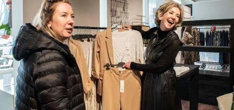 Winkelen op afspraak loopt nog geen storm: 'Maar dit is toch zoveel leuker dan online-shoppen'