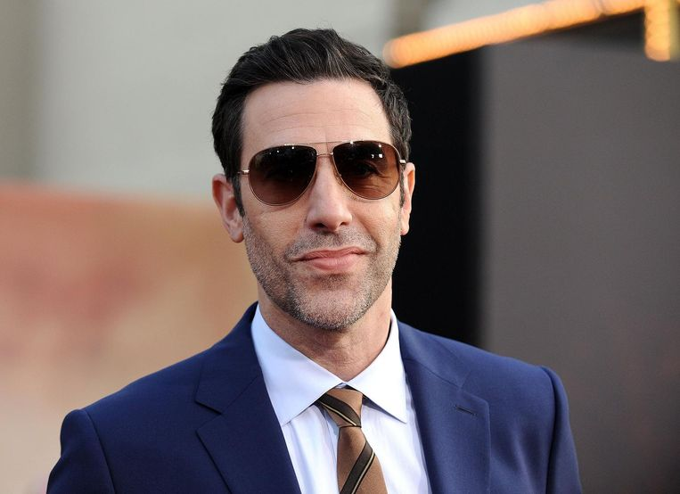 Sacha Baron Cohen. Beeld Photo News
