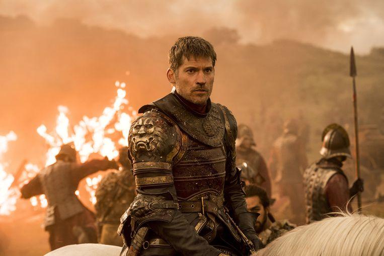 Jaime Lannister, gespeeld door Nikolaj Coster-Waldau. Beeld RV