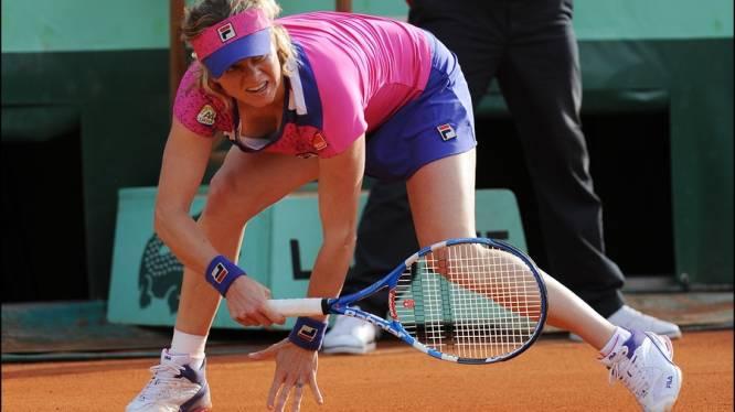 """Rus: """"Kim Clijsters est un grand exemple pour moi"""""""