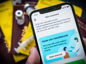 Het Europese vaccinatiepaspoort moet ook in Nederland toegang verlenen op plekken waar publiek bijeen komt