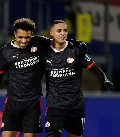 Samenvatting | PSV heeft weinig moeite met RKC